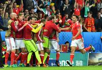 Klubbløs Wales-helt: – Har tilbud fra over hele verden