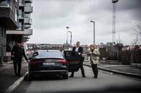 Raymond Johansen vil vurdere bilordning på nytt