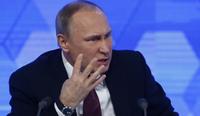 Putin:– Vi er sterkere enn hvem som helst som vil forsøke å angripe oss