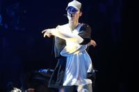 Justin Bieber bøtelagt av politiet - brukte telefonen i bilen