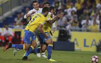 Oppgitt Ronaldo byttet ut - så utlignet lille Las Palmas