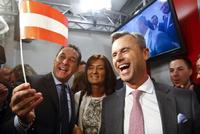 Presidentvalget i Østerrike må avholdes på nytt