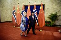 Kong Harald takker ja til Kina-besøk