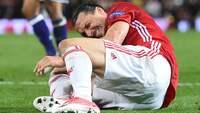 Rashford matchvinner – skrekkbilder da Zlatan ble skadet