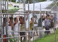 Sjokkrapport om australsk asylleir: Barn syr igjen sin egen munn