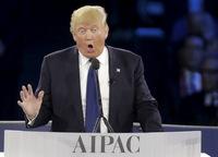 Trump: – Ingen er mer pro-Israel enn meg
