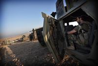 VG ved fronten i Irak: – IS kjemper til døden