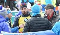 Fourcade vant etter sjokkfeil i Kollen:– Jeg er en idiot