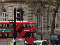 London: Rushtidsavgift på 143 kr - 30 prosents trafikkreduksjon