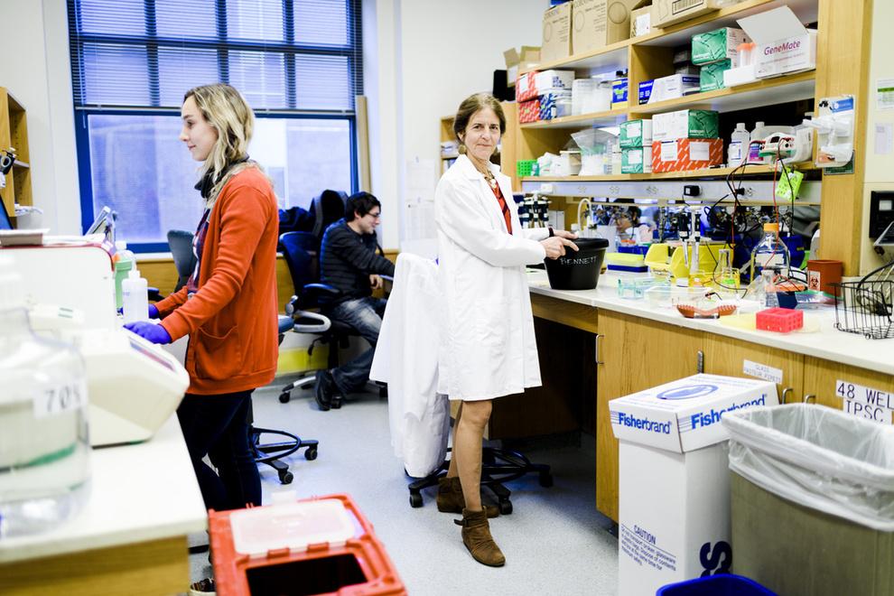 <p>GJENNOMBRUDDET: Forsker Jean Bennett sluttet aldri å håpe på at genterapi en dag ville fungere. Behandlingen hun har utviklet vil mest trolig revolusjonere feltet i 2018.</p>