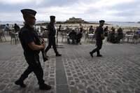 Frankrike kan innføre Israels strenge sikkerhetsrutiner