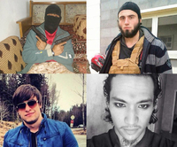 Terrortiltalte Ubaydullah Hussain:     Sjokkert over å nagles til Islamsk stat