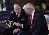 McMaster blir Trumps nye sikkerhetsrådgiver