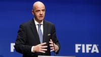 Slik forklarer FIFA-sjefen det nye VM-formatet med 48 land