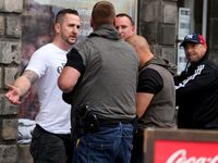 Flere medier: Tyskere angrep ukrainske fans i Lille