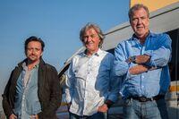 Variert mottagelse av den gamle «Top Gear»-trioens nye program