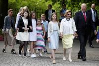 Så mange likte at Facebook-«kongene» gratulerte sin «kjære Sonja»