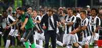 Juventus tok første steg på vei mot klubbens første «trippel»