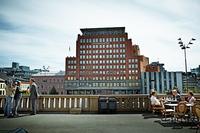 Ap innførte eiendomsskatt i Oslo – slipper å betale selv