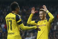 Reus sikret gruppeseier for Dortmund etter tysk comeback i Madrid