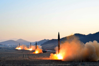 Kina ber Nord-Korea og USA droppe provokasjonene