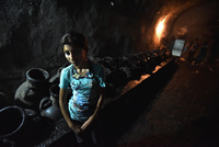 Familien fanget av IS, ber for dem i hellig by