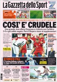 Bild om thrillerkampen: - Bayerns mirakuløse snuoperasjon