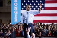 Obama holder sin siste president-tale i natt:– Det amerikanske folk er mer splittet enn noen gang