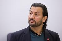 Islamsk Råd: Nikab-kledde Hasic skal ikke være ansikt utad
