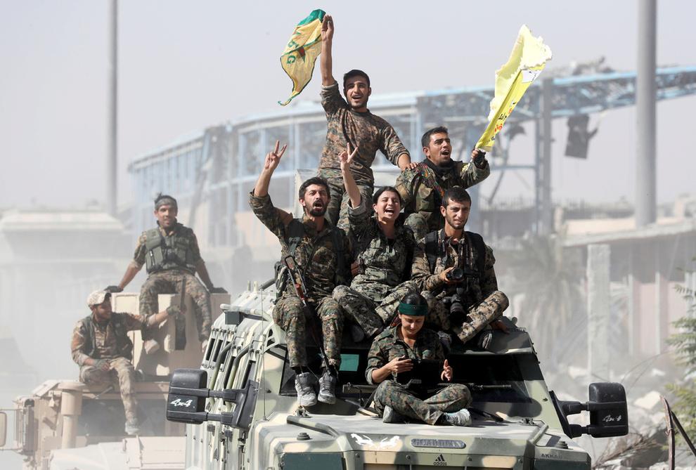 Professor: Kan bli krig mellom Assad og kurderne i Syria