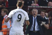 Mourinho tror ikke Zlatan kan bli bedre