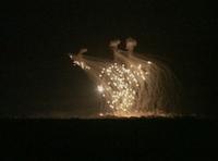Aktivister til VG: Raqqa blir bombet med fosforammunisjon