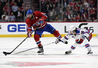Rangers-seier i første norske duell i NHL-sluttspill