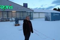 Tyver stjal 600 kg fyrverkeri fra Europris i Malvik