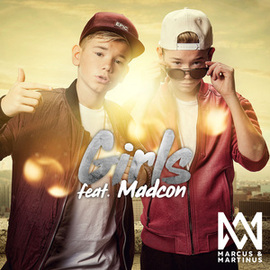 l tanmeldelse marcus martinus feat madcon girls. Black Bedroom Furniture Sets. Home Design Ideas