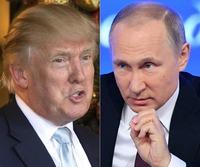 Trump hyller Putin: Jeg har alltid visst han var veldig smart
