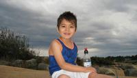 Masoud (7) skulle feire bursdag. Hentet av politiet natten før.