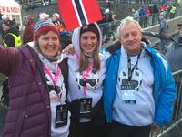 Johansson om de ville 33 minuttene med verdensrekorden: – Jeg skalv og stakk av