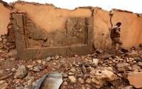 Slik har IS ødelagt arkeologisk skatt