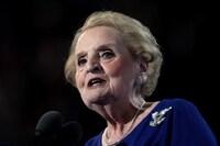Albright om Trump:– Merkelig beundring av diktatorer