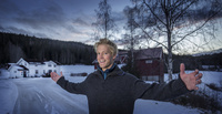 «Skal vi danse»-Eilev får hjelp av faren til å bygge «Farmen»-hytta