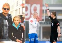 Alfies sønn (16) fikk Molde-debut: Gult kort etter 65 sekunder