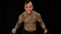 UFC-aktuelle Bergh er modell for Zlatans klesmerke
