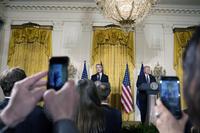 Trump til Stoltenberg: Historisk lavmål med Russland