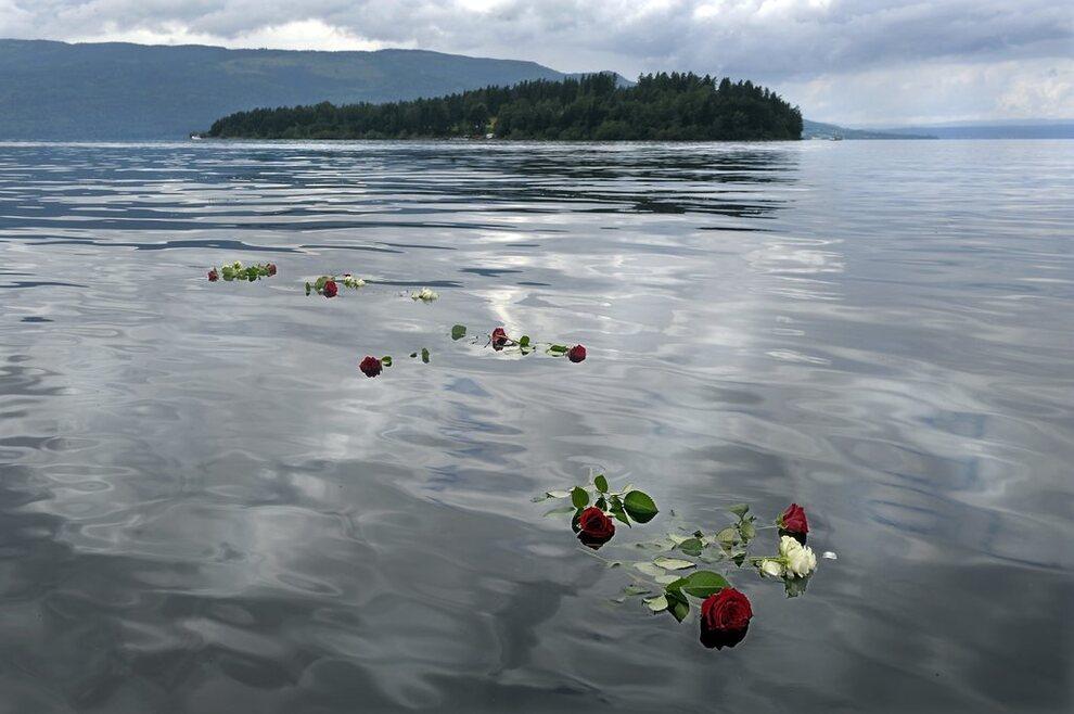 Utøya 22. Juli
