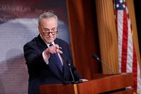 Demokratenes leder i Senatet: – Liten grunn til å tro på Trumps begrunnelse