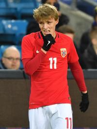 Høgmo tror Ødegaard kommer til å spille førstelagsfotball neste sesong
