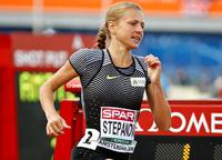 Dopingvarsler Stepanova evakuert fra eget hjem
