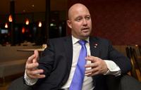 Anundsen ba pressetopp om møte etter VG-intervju
