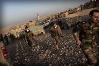 Storinnrykk mot østlige Mosul